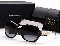 Солнцезащитные очки Dolce&Gabbana (6119) black