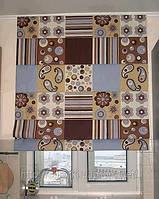 Римские шторы, киев римские шторы, карнизы для римских штор, как сшить римские шторы