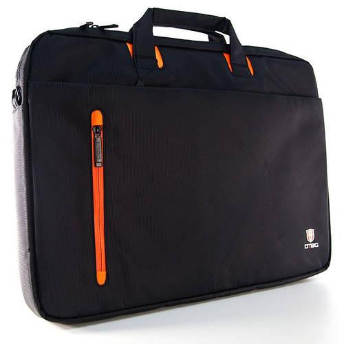 """Отличная повседневная сумка для ноутбука до 15,6"""" DTBG D8338BL-15.6 черный"""