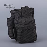 Тканевая сумка универсальная VapeCige - черная