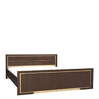 Кровать 160 (каркас) (корпус+фасад) Николь