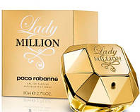 Женская туалетная вода  Paco Rabanne Lady Million Голландия