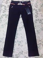 Черные брюки на девочку