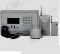 Комплект охранной GSM сигнализации 007M2E