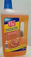 Средство для мытья ламината и деревянного пола W5