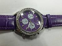 Часы кварцевые Perfect на ремешке  женские с камнями арт.92