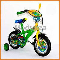 Велосипед для детей |  колеса 12 дюймов