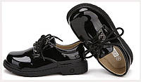 Туфли лакированые для мальчика 34 р   21,5 см