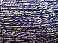 Статическая полиамидная веревка HARD 5 мм цветная (шнур) 100 м