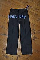 Брюки джинс и тиар утепленные размеры с 116 по 134