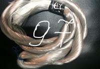 """Волос для кукол, синтетика. Модель - """"Софи 97"""".  В срезе."""