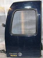 Дверь задняя Ford  Escort Van 95-01