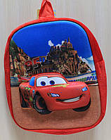 Детский рюкзак 3D Тачки