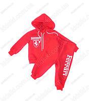 Детский тёплый спортивный костюм на флисе