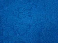 Ткань жаккардовая (темно-синяя)