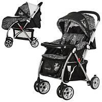 Детская прогулочная коляска М 2109