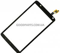 Сенсорный экран (тачскрин) для Lenovo S930 черный (Оригинал)