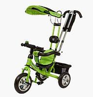 Детский трехколесный велосипед Mars Mini Trike LT950 зеленый