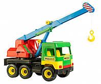 Детская машина кран Wader (39226)