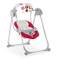 Кресло качалка Chicco Polly Swing Up Paprika 79110.71