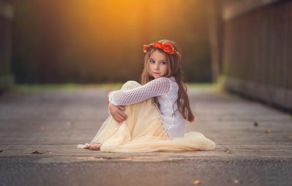 Детские нарядные платья: хиты 2016