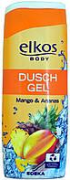 Гель для душа с кремом Elkos Body Duschcreme Mango&Ananas 300мл.