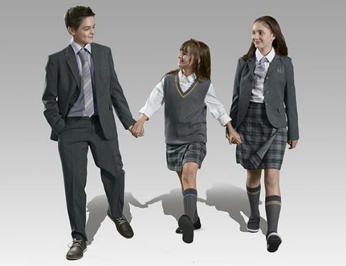 Как выбрать школьную форму для девочек и мальчиков?