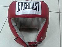 Шлем боксерский боевой EVERLAST