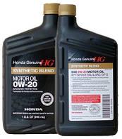 Масло моторное Honda Synthetic Blend 0W-20 (1л)