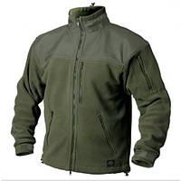 Куртка CLASSIC ARMY - Fleece - олива
