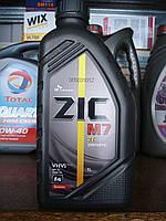 Синтетическое двухтактное моторное масло ZIC M7 2T