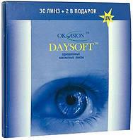 Однодневные контактные линзы OKVision Daysoft (30 шт)