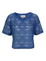 Женская футболка короткая Doxy от Desires (Дания) в размере S