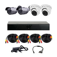 AHD комплекты видеонаблюдения CoVi Security HVK-3005 AHD PRO KIT