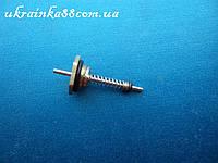 Шток водяного редуктора газовой колонки  Aqua Hit, Selena,DION (5-8-10) литров
