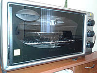 Электродуховка Luxell 3560