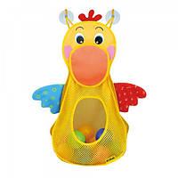 Игрушка для ванной K's Kids Голодный пеликан с шарами 10692 EUT/08-253