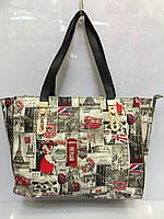 Женская классическая сумка Meyzi 802 из кожзама с принтом Турция