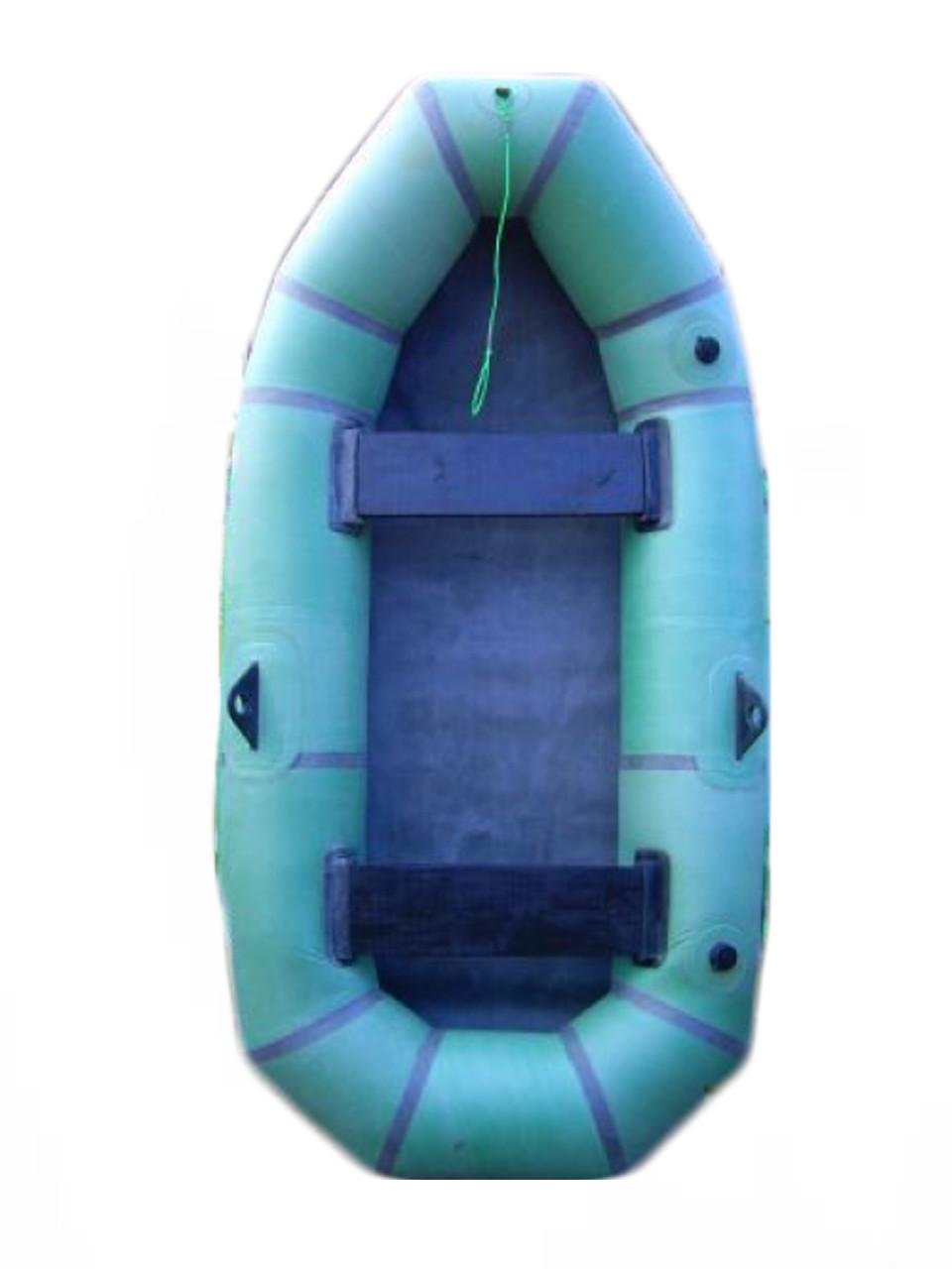 купить 2х местную резиновую лодку в интернет магазине