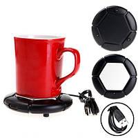 Подставка под чашку с подогревом Футбол