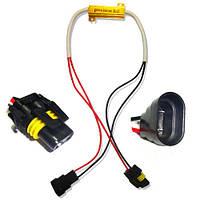 Обманка для светодиодов с разъемами H8/H11 LED Resistor warnning canceller