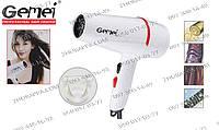 Удобный фен для волос, Фен Gemei GM1738, фен для укладки, уход за волосами