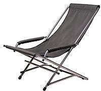 Кресло складное «Качалка» до 100кг КХ-7140
