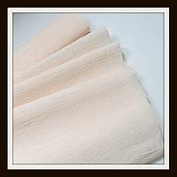 Гофрированная бумага 50*250 см Бледно-Розовая