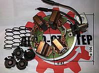 Щетки стартера MTU JW Jenbacher Werke Liebherr локомотив компрессор автокран погрузчик копер самосвал бульдозе