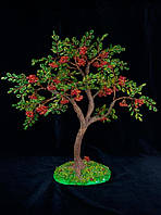 Набор для творчества Дерево из бисера Рябина