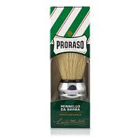 Помазок Omega сделанный для компании Proraso,в оригинальной брендовой упаковке Proraso.