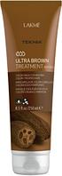 Тонирующая маска Ultra Brown для насыщения цветом коричневых оттенков Teknia  Lakme 250 МЛ