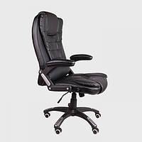 Кресло офысное Bruno BSB (белая нить)