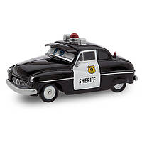 Машинка Шериф Тачки Sheriff Die Cast Car Оригинал Дисней